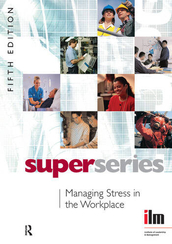 Managing Stress in the Workplace book cover