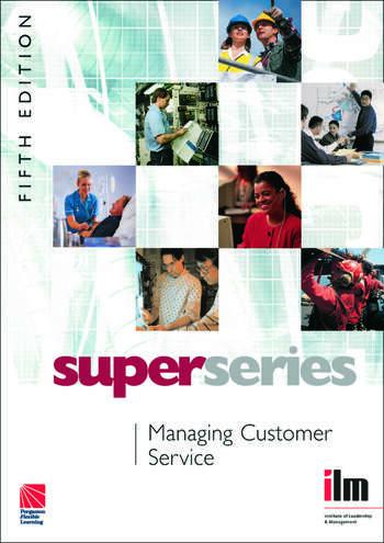 Managing Customer Service book cover