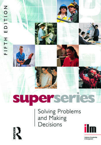 Solving Problems and Making Decisions book cover