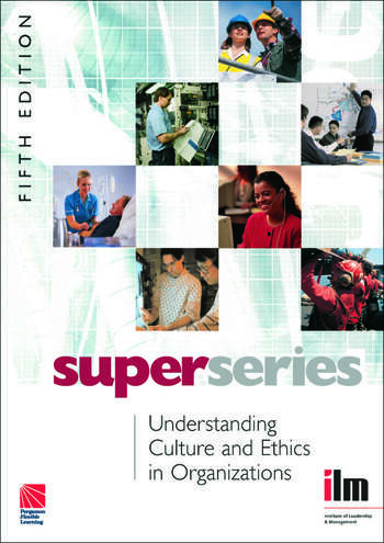 Understanding Culture and Ethics in Organizations book cover