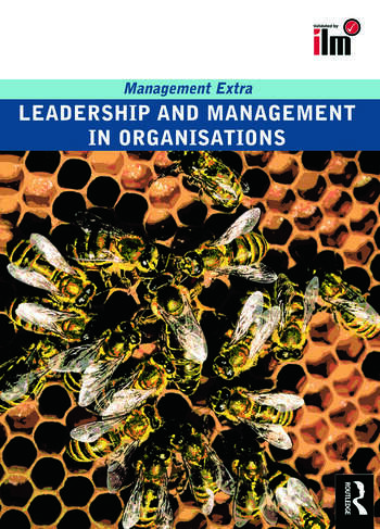 Leadership and Management in Organisations book cover