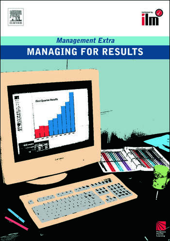 Managing for Results Revised Edition book cover