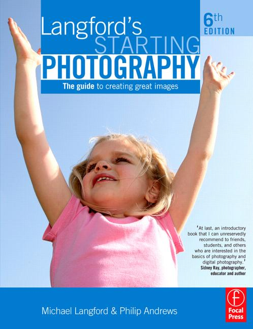Langford's Starting Photography The guide to creating great images book cover