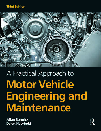 A Practical Approach to Motor Vehicle Engineering and Maintenance book cover