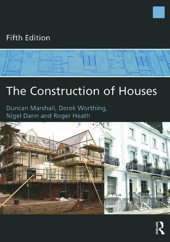 The Construction of Houses book cover