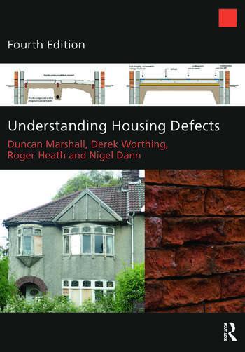 Understanding Housing Defects book cover