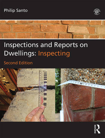Inspections and Reports on Dwellings Inspecting book cover