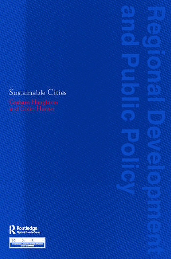 Sustainable Cities book cover