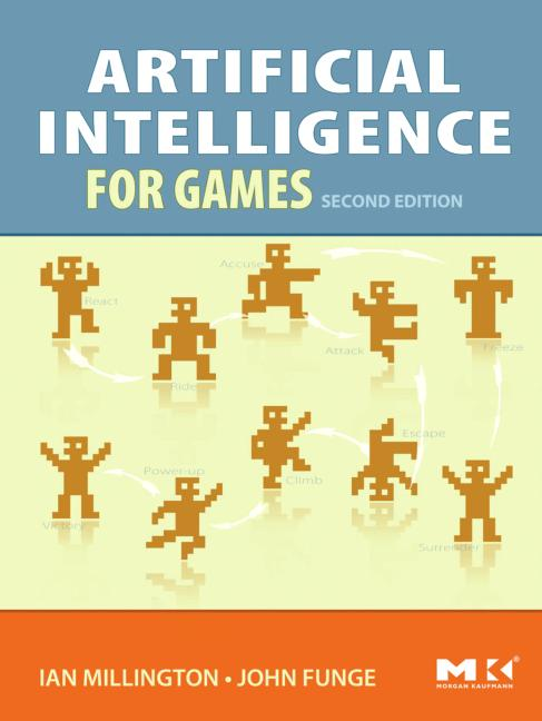 Artificial Intelligence for Games book cover