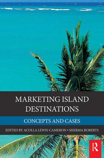 Marketing Island Destinations book cover