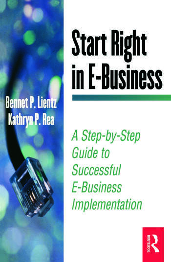 Start Right in E-Business book cover
