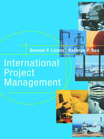 International Project Management book cover