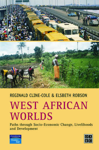 West African Worlds Paths Through Socio-Economic Change, Livelihoods and Development book cover