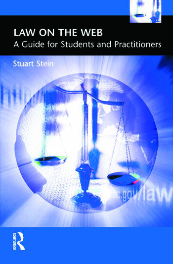 Law on the Web A Guide for Students and Practitioners book cover