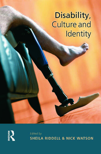 Disability, Culture and Identity book cover