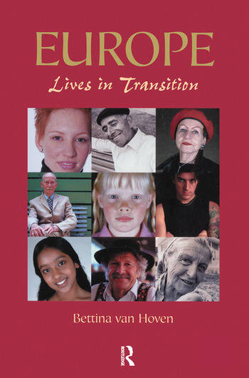 Europe Lives in Transition book cover