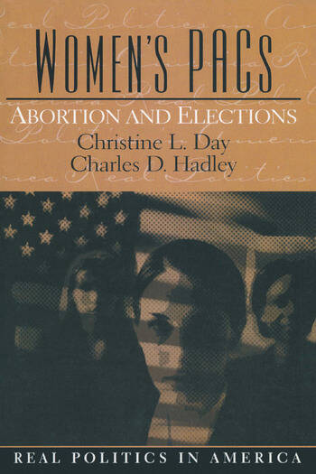 Women's PAC's Abortion and Elections book cover