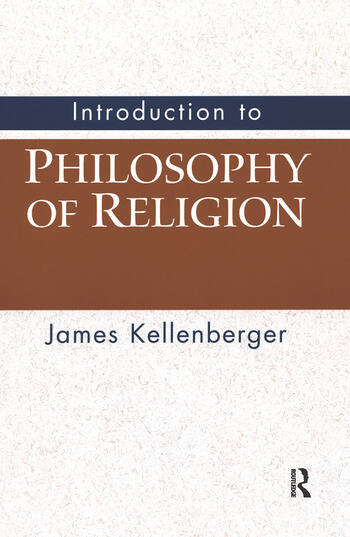 Introduction to Philosophy of Religion book cover