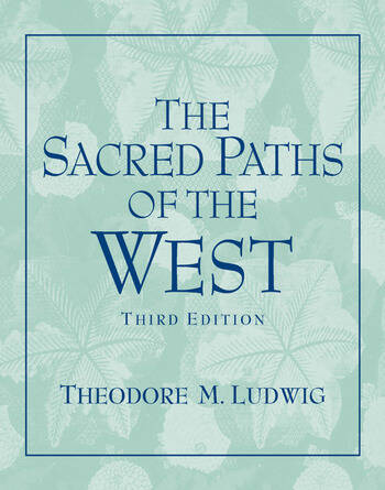 Sacred Paths of the West book cover
