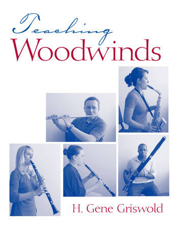 Teaching Woodwinds book cover