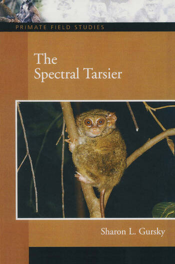 The Spectral Tarsier book cover