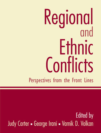 Regional and Ethnic Conflicts Perspectives from the Front Lines book cover