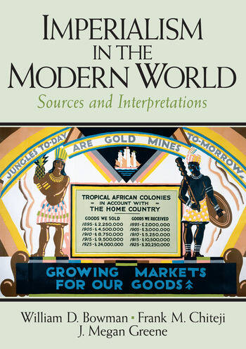 Imperialism in the Modern World Sources and Interpretations book cover