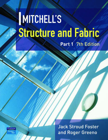 Mitchell's Structure & Fabric Part 1 book cover