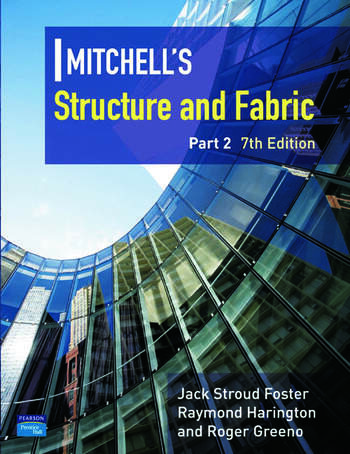 Mitchell's Structure & Fabric Part 2 book cover