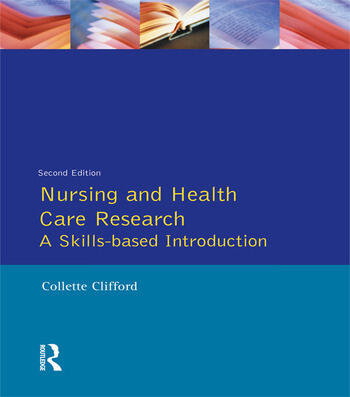 Nursing and Health Care Research book cover