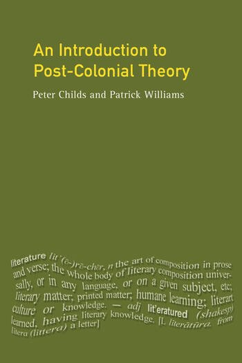 An Introduction To Post-Colonial Theory book cover