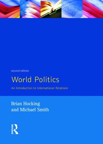 World Politics book cover