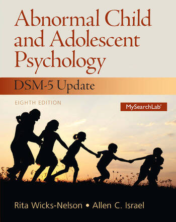 Abnormal Child and Adolescent Psychology book cover