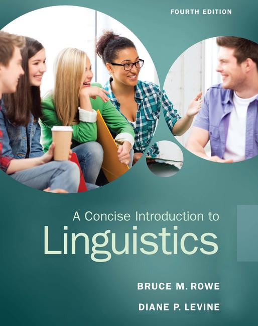 A Concise Introduction to Linguistics book cover