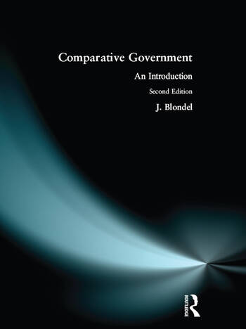 Comparative Government Introduction book cover