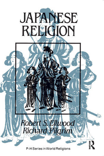 Japanese Religion A Cultural Perspective book cover