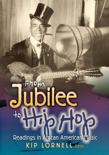 From Jubilee to Hip Hop Readings in African American Music book cover