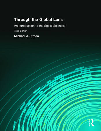Through the Global Lens An Introduction to Social Sciences book cover