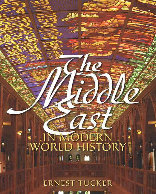 The Middle East in Modern World History book cover