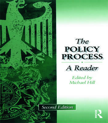 Policy Process A Reader book cover
