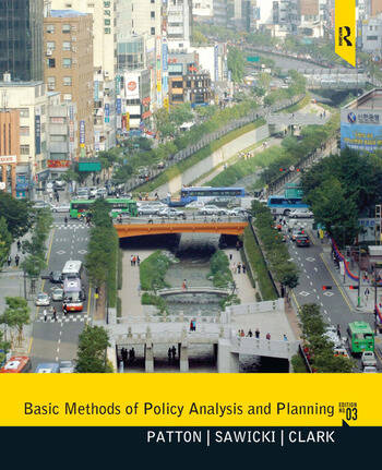 Basic Methods of Policy Analysis and Planning book cover