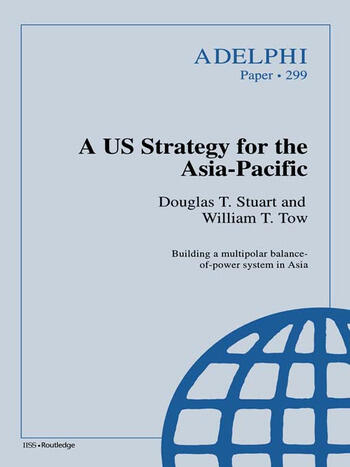 A US Strategy for the Asia-Pacific book cover
