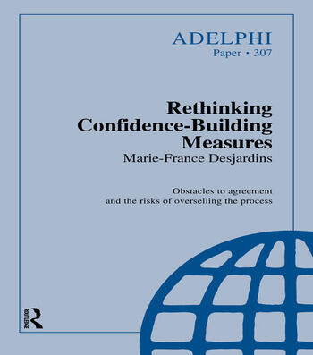 Rethinking Confidence-Building Measures book cover