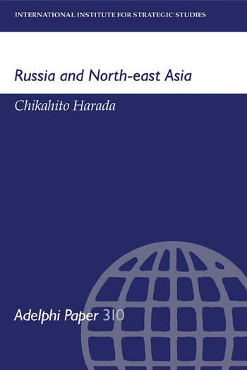 Russia and North-East Asia book cover