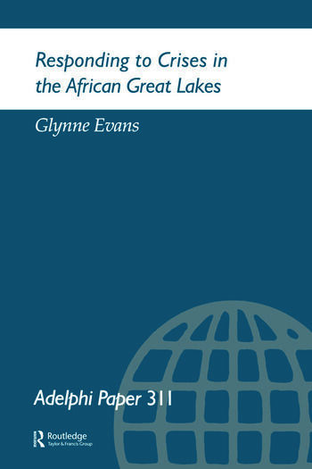Responding to Crises in the African Great Lakes book cover