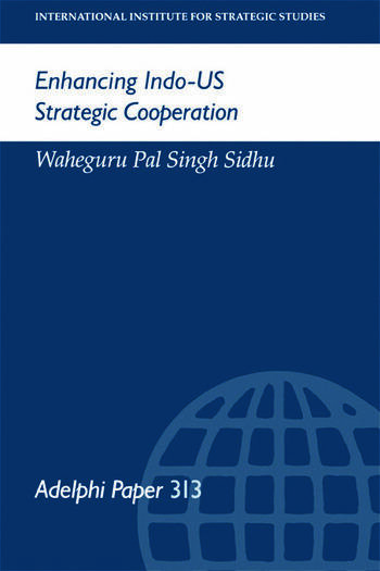 Enhancing Indo-US Strategic Cooperation book cover