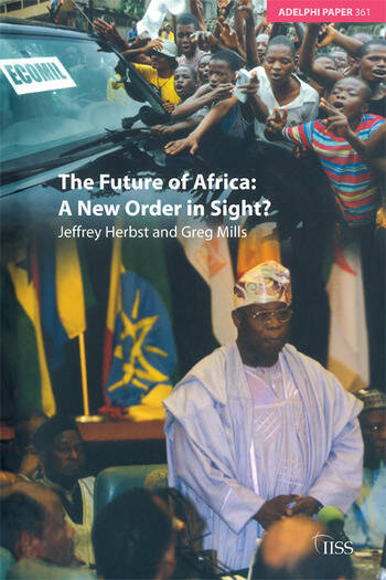 The Future of Africa A New Order in Sight book cover