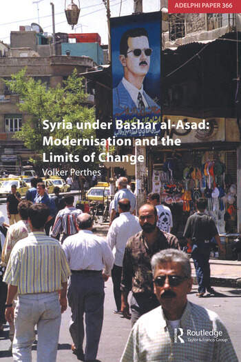 Syria under Bashar al-Asad Modernisation and the Limits of Change book cover