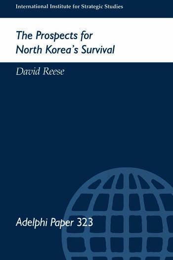 The Prospects for North Korea Survival book cover