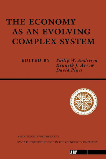 The Economy As An Evolving Complex System book cover